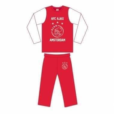 Ajax pyjama jongens t-shirt