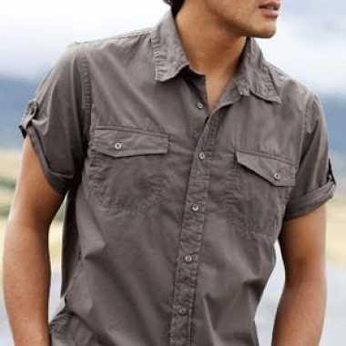Overhemd Korte Mouw Heren.Kariban Heren Overhemd Korte Mouw T Shirt Kopen T Shirt Kopen Nl