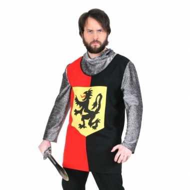Luxe ridder heren t-shirt kopen