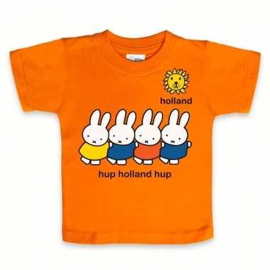 Nijntje baby hup holland hup t-shirt
