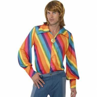 Regenboog s t-shirt
