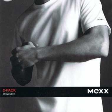 Ronde hals heren s mexx t-shirt
