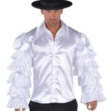 Overhemd Kopen Heren.Wit Samba Overhemd Heren T Shirt Kopen T Shirt Kopen Nl