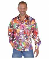 Hippie blouses heren fun t-shirt