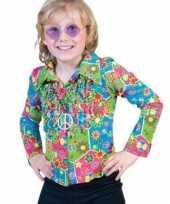 Jaren hippie blouse kinderen t-shirt
