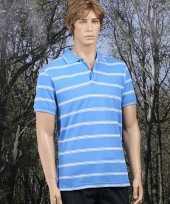 Polo milano blauw t-shirt