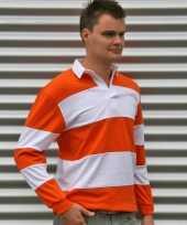 Rugby orange t-shirt