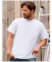 Wit grote maten xl t-shirt 10047294